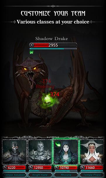 Dungeon Survivor II: Dark Tide – Immersive Dungeon Crawler Game